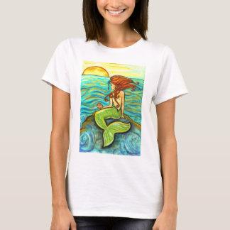 """Serena by the Sea"" Mermaid T-Shirt"
