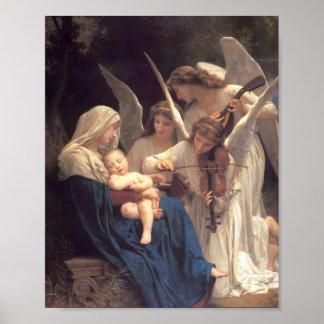 Serenade of Angels Poster