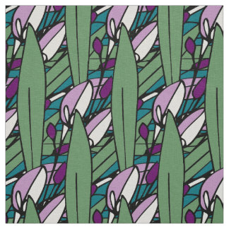 Serendipity Floral Forest Fabric