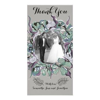 Serendipity Floral Forest Wedding Suite Card