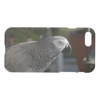 Serene African Grey Parrot iPhone 7 Case