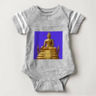 Serene and beautiful Buddha design Baby Bodysuit