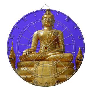 Serene and beautiful Buddha design Dartboard