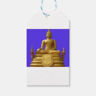 Serene and beautiful Buddha design Gift Tags