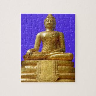 Serene and beautiful Buddha design Jigsaw Puzzle