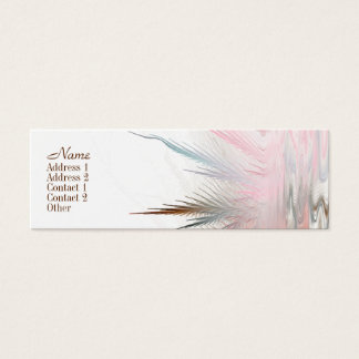 Serene Art Skinny Business Card