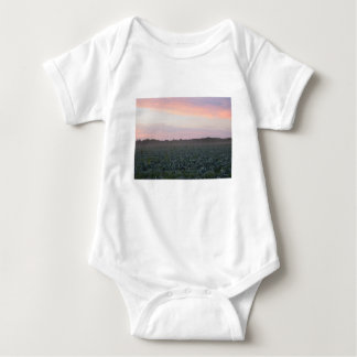 Serene_country_background.JPG Baby Bodysuit