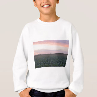 Serene_country_background.JPG Sweatshirt