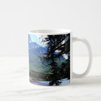Serene Mountains Coffe Mug