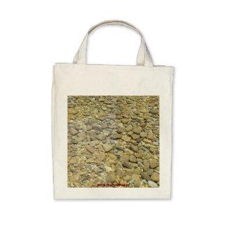 Serene Stones Reusable Shopping Bag