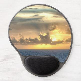 Serene Sunrise Gel Mouse Pads