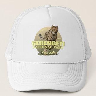 Serengeti National Park (Cheetah) WT Trucker Hat