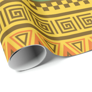 Serengeti Wrapping Paper