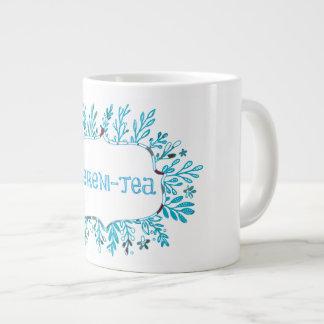 SERENI-TEA LARGE COFFEE MUG