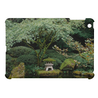 Serenity at a Japanese Garden Case For The iPad Mini