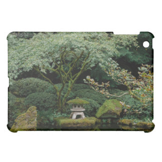 Serenity at a Japanese Garden iPad Mini Covers