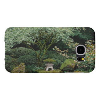 Serenity at a Japanese Garden Samsung Galaxy S6 Cases
