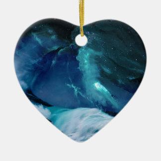 Serenity Bay Ceramic Heart Decoration