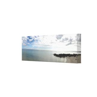 Serenity Beach Western Australia Canvas Print