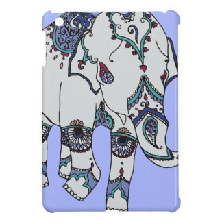 Serenity Boho Elephant iPad Mini Case