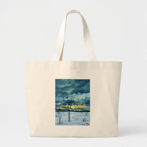 """Serenity"" by Hilary J England Bag"