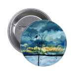 """""""Serenity"""" by Hilary J England Pinback Button"""