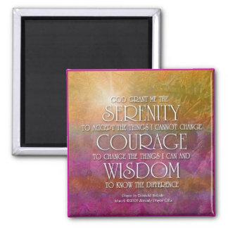 Serenity, Courage, Wisdom 3 Magnet