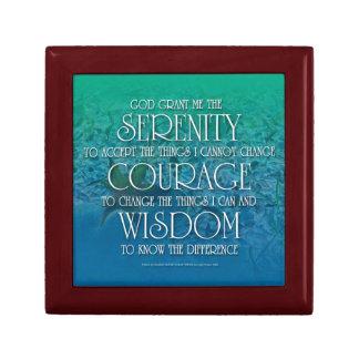 Serenity Courage Wisdom Gift Box