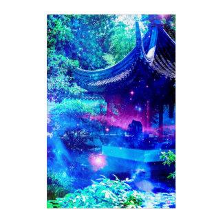 Serenity Garden Acrylic Print