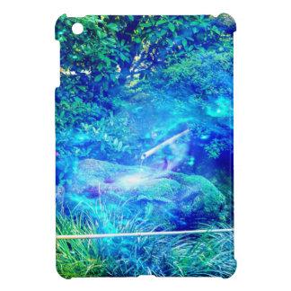 Serenity in the Garden iPad Mini Cover