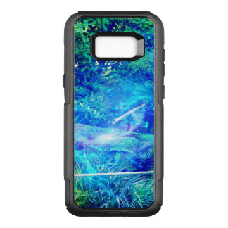 Serenity in the Garden OtterBox Commuter Samsung Galaxy S8+ Case