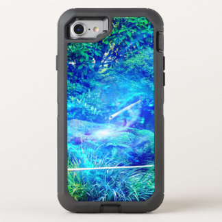Serenity in the Garden OtterBox Defender iPhone 8/7 Case