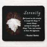 Serenity Inspirational Mousepad