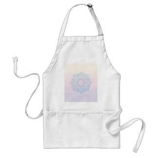 Serenity mandala standard apron