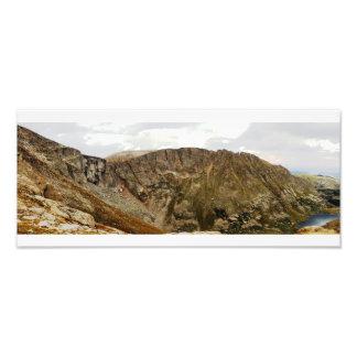 Serenity of Colorado mountains Photograph