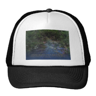 Serenity Prayer Blue Creek Cap