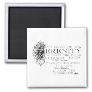Serenity Prayer Magnet