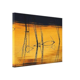 Serenity Stretch Canvas Print