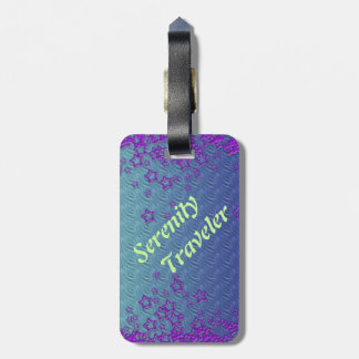 Serenity Traveler Luggage Tag