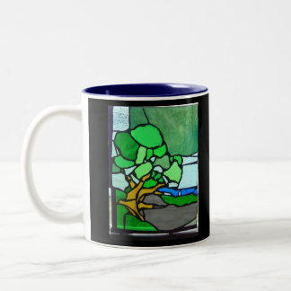 Serenity Two-Tone Coffee Mug