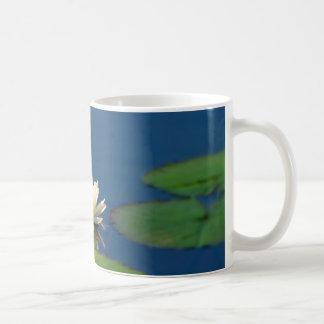 Serenity Water Lily Coffee Mug