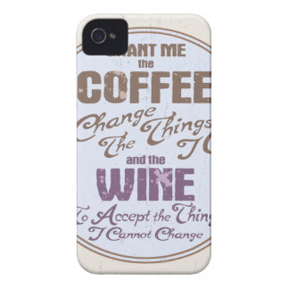 Serenity Wine III Case-Mate iPhone 4 Cases