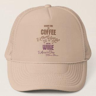 Serenity Wine III Trucker Hat