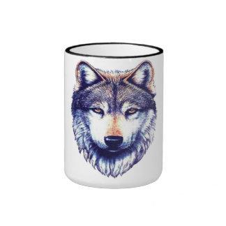 Sereno wolf ringer mug