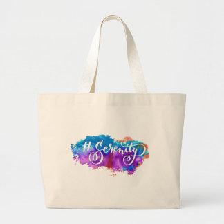# Serentiy tote bag