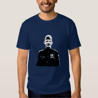 Sergeant Alvin York and Quote Shirts