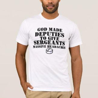 Sergeant Headache T-Shirt