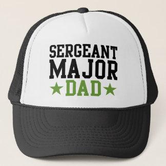 Sergeant Major Dad Trucker Hat