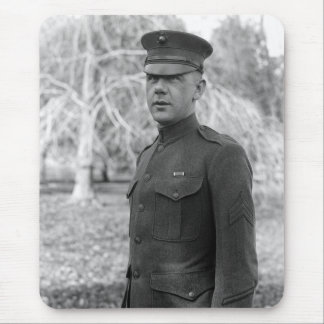 Sergeant s Marine Corps Uniform 1916 Mousepad