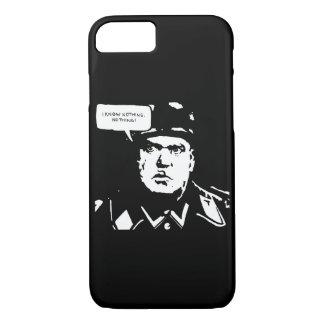 Sergeant Schultz iPhone 7 Case